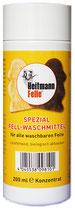 Fellwaschmittel für alle waschbaren Felle - Konzentrat - 200 ml