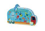 Puzzle L'aquarium