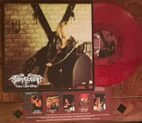 "'Trans Cunt Whip' red vinyl 12"" LP"