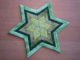 Tischdeko Stern klein