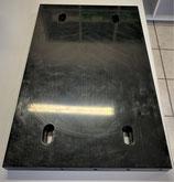 Grundplatte, Eurobalisenhalterung für Stahlboden