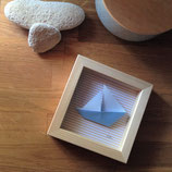 Origami - format 40x50 cm