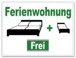 Ferienwohnung Frei / Belegt