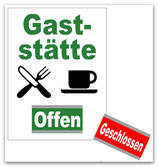 Gaststätte Frei / Belegt