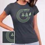 """Hortus-T-Shirt """"Asphalt-grau"""""""