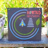 2 Hortus-Schild Bunt