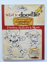 What to Doodle? Pirates, Robots and More