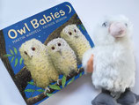 Owl Babies, Board Book and Toy