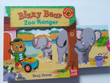 Bizzy Bear - Zoo Ranger