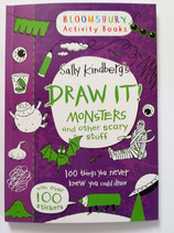 Draw It! Monsters and Other Scary Stuff