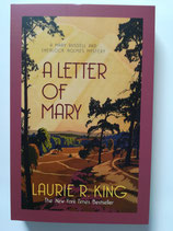 A Letter of Mary - A Mary Russell and Sherlock Holmes Mystery