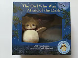 "Geschenkset ""The Owl who was Afraid of the Dark"", Book and Toy"