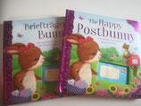 The Happy Postbunny/ Briefträger Bunny