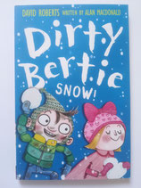 Dirty Bertie: Snow!