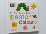 The Very Hungry Caterillar's Easter Colours