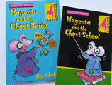 Haunted Mouse-Set: Magenta and the Ghost School/ Magenta and the Ghost Bride