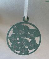 Anhänger Anemonen Farbton grün