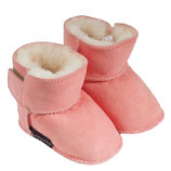 Baby Lammfell-Stiefel