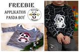Applikation Panda Boy