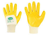 Stronghand Yellowstar Nitril Handschuhe