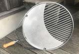 «XS» Kontiki Grillrost mit Mondeinlegeplatte