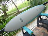 "Surftech Donald Takayama Egg Tuflite 7'2"""