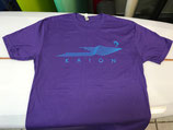 KAION Mahina Tee / Purple Rush