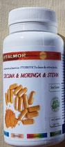Cúrcuma+Moringa+Stevia Complex  (Producto exclusivo Vitalmor)