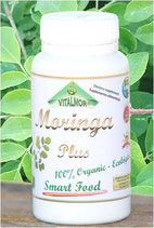 .   Capsulas de Moringa Ecológica (150 caps.)
