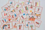 Karten für Mädchen