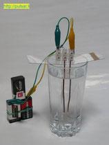Silbergenerator 3x 9Volt Batteriegerät