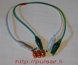 Überbrückung für Elektroden