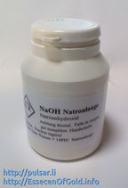 NaOH Natriumhydroxid Flocken
