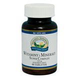 Vitamine und Mineralien Super Complex