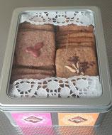 Keksdose 30 Stück nach Wahl