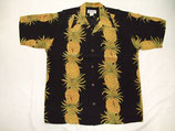 "AVANTI ""PINEAPPLE CROSS""Black シルク"