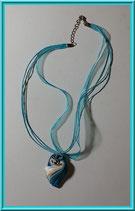 Gordana - collier ruban