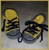 Aviel - chaussons bébé