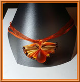 Gladys - collier ruban