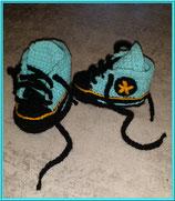 Alberic - chaussons bébé