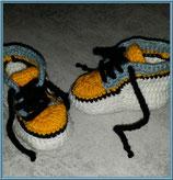Ariste - chaussons bébé