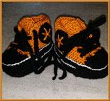 Alwin - chaussons bébé