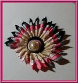 Indira - broche ruban