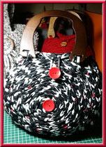 Rayna - sac crochet
