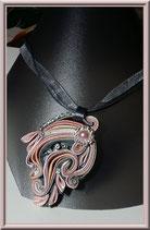 REF GAR-COL-01 - Garoune - collier ruban
