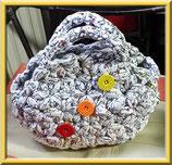 Rana - sac crochet