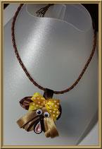 Elka - collier ruban