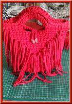 Romance - sac crochet