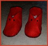 Bertil - chaussons bébé