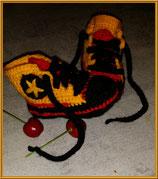 Aricky - chaussons bébé